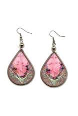 Dream Weaver Earrings - Melon