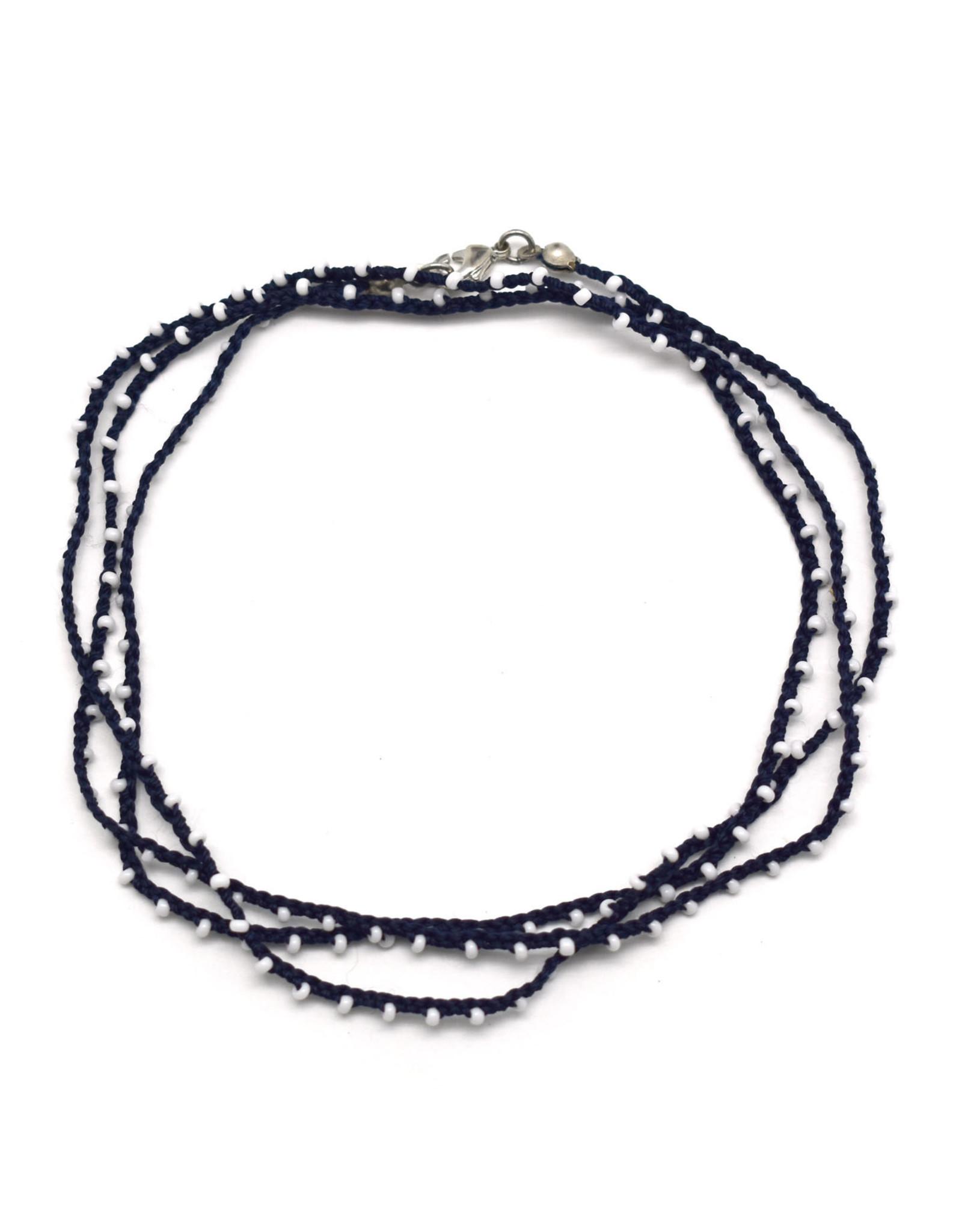 Tibet Wrap Necklace/Bracelet - Lunar