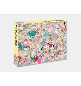 Golden Girls Jigsaw Puzzle