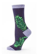 Kale Women's Crew Socks