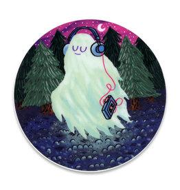 Spirit Solitude Sticker