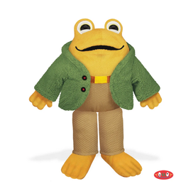 Toad Plush Toy