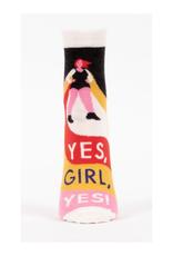 Yes Girl Yes Women's Ankle Socks