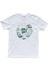 I Love It Here ecoRI T-Shirt