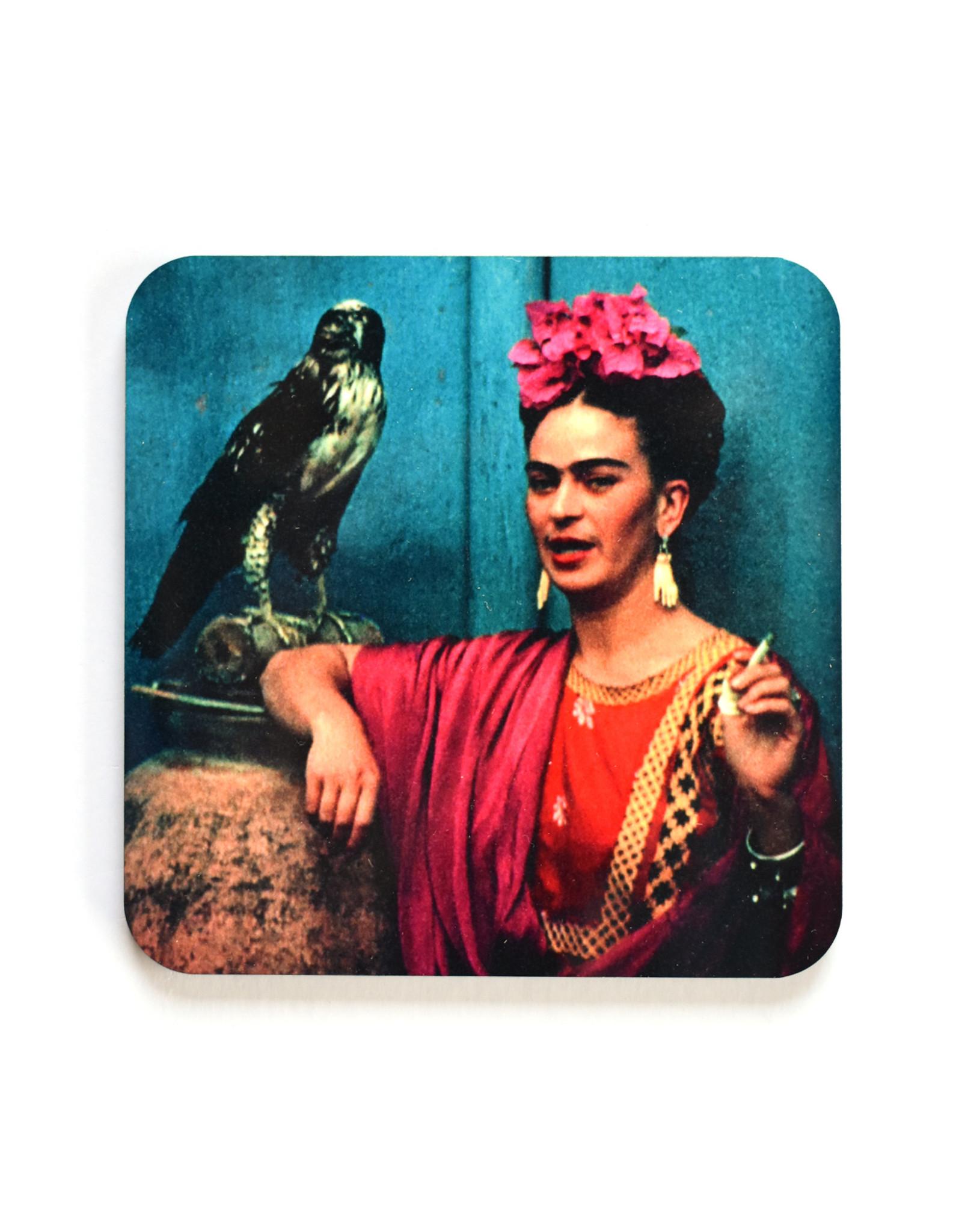 Frida Falcon Coaster