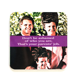 Don't Be Ashamed, That's Your Parents Job Coaster