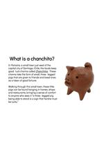 Good Luck 3 Leg Pig Chanchito