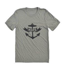 Nope Anchor T-Shirt