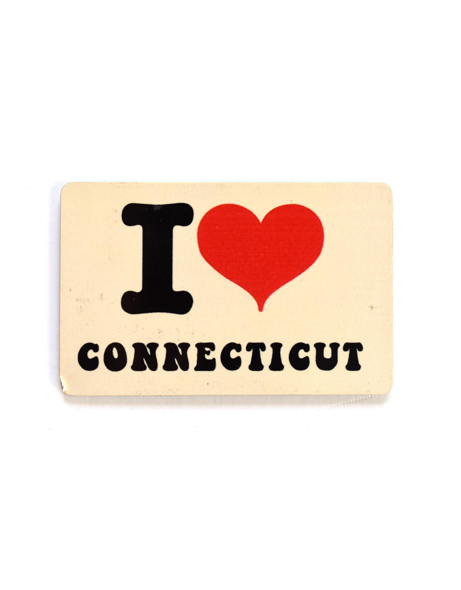 I Heart Connecticut Magnet - Seconds Sale
