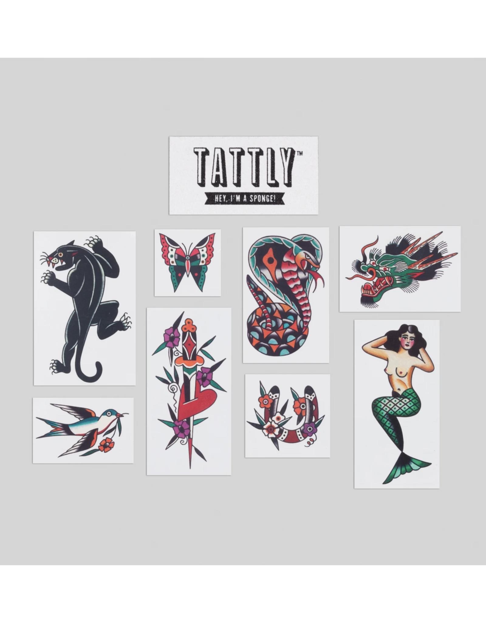 Americana Tattoo Set