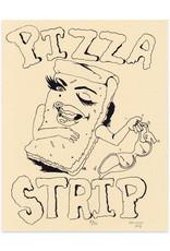 Pizza Strip Print