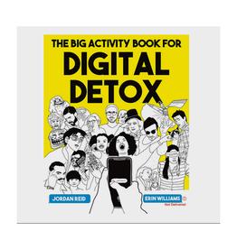 The Big Activity Book For Digital Detox