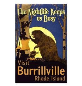 Burrillville Greeting Card