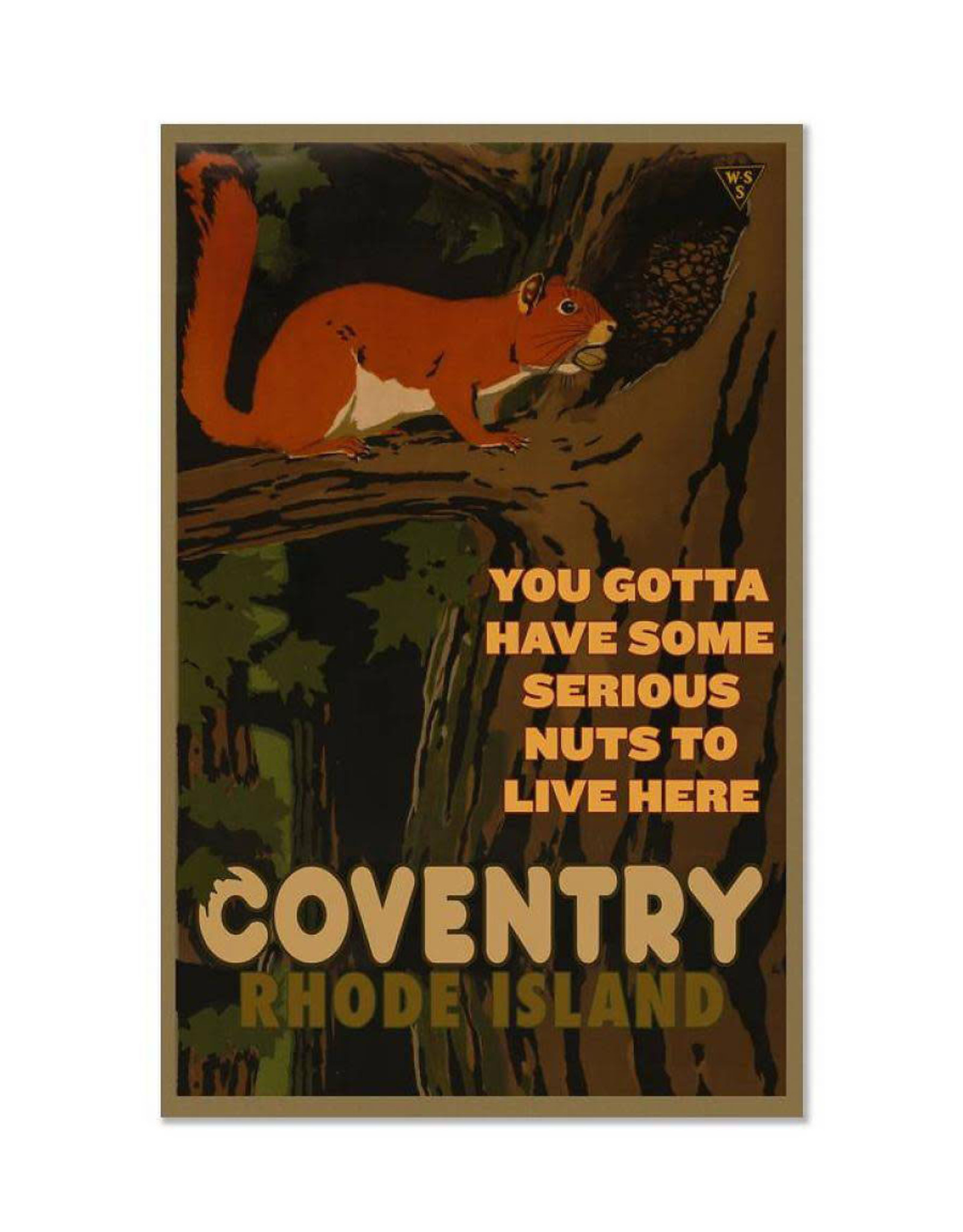 Coventry Greeting Card