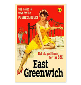 East Greenwich Greeting Card