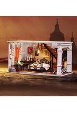 DIY Miniature Stackable House Kit : Paris Midnight