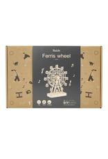 Wooden Puzzle Music Box : Ferris Wheel