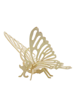 3D Wooden Butterfly Puzzle