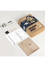 DIY Wooden Puzzle Music Box : Orpheus