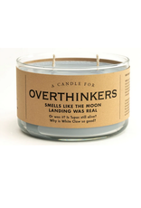 A Candle for Overthinkers