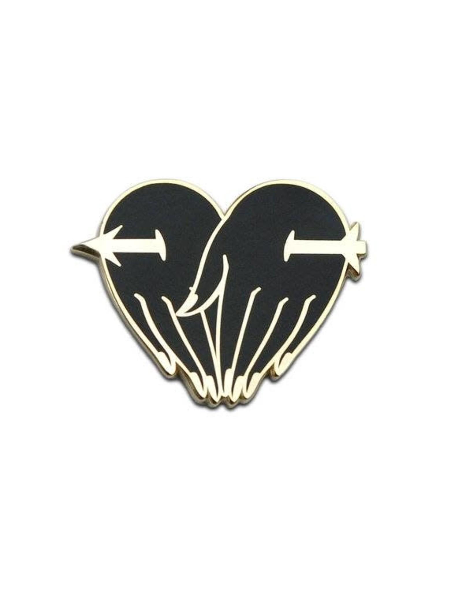 Eternal Lovers Enamel Pin