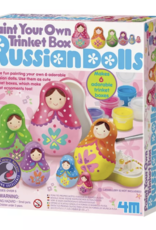 Paint Your Own Russian Doll Kit