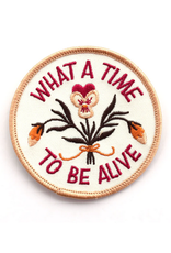 Floral Feelings - What a Time to Be Alive Patch