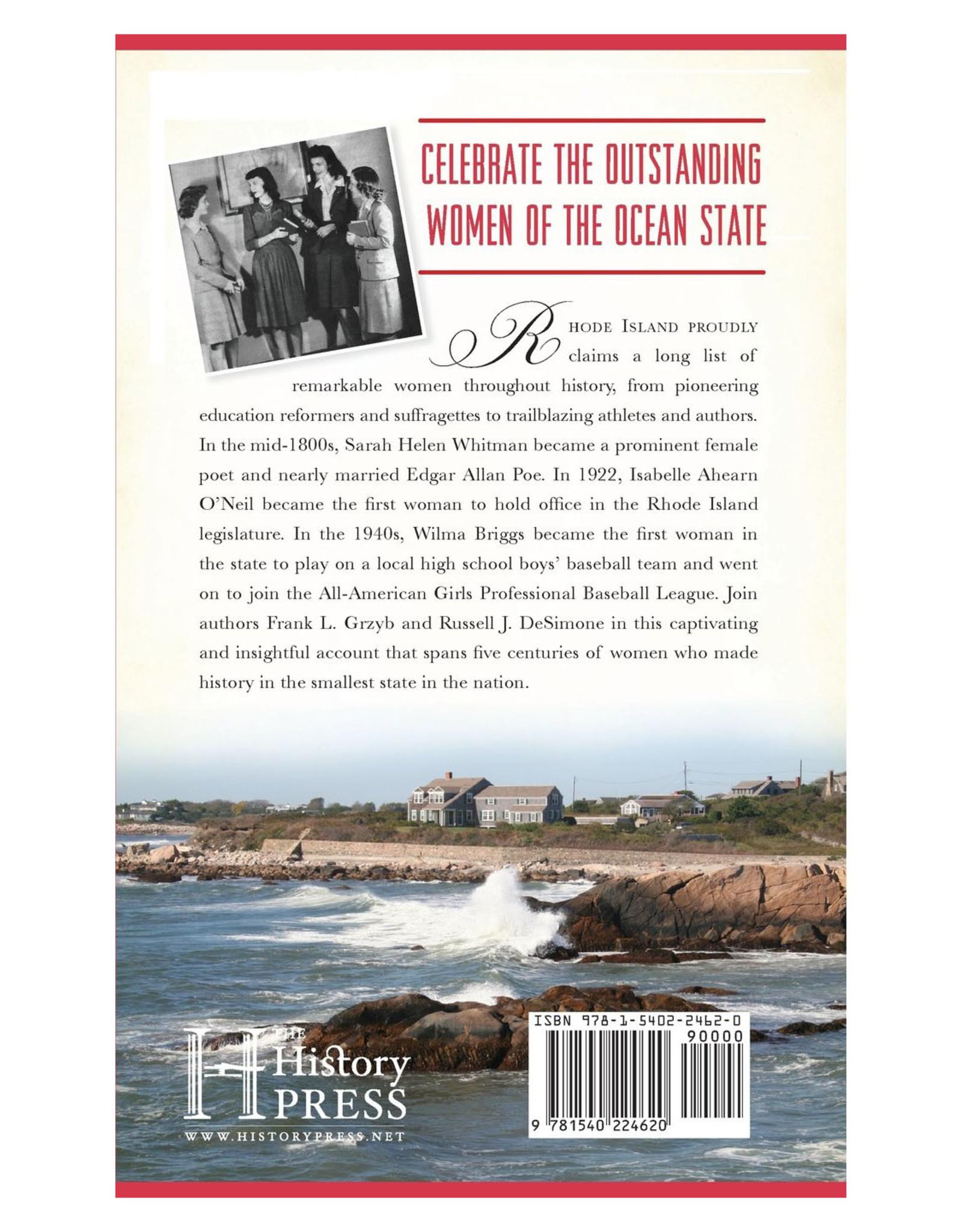 Remarkable Women of Rhode Island