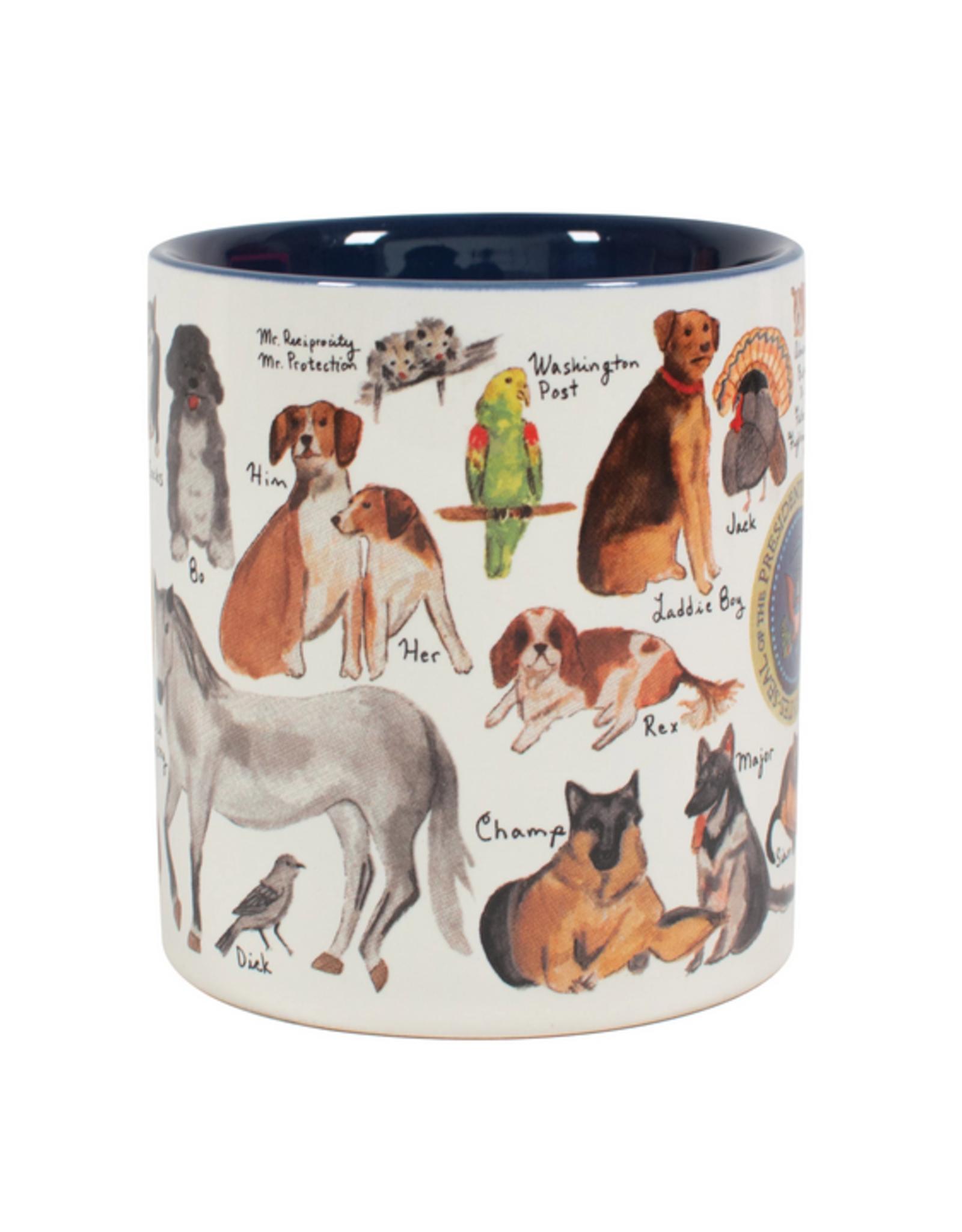 Presidential Pets Mug