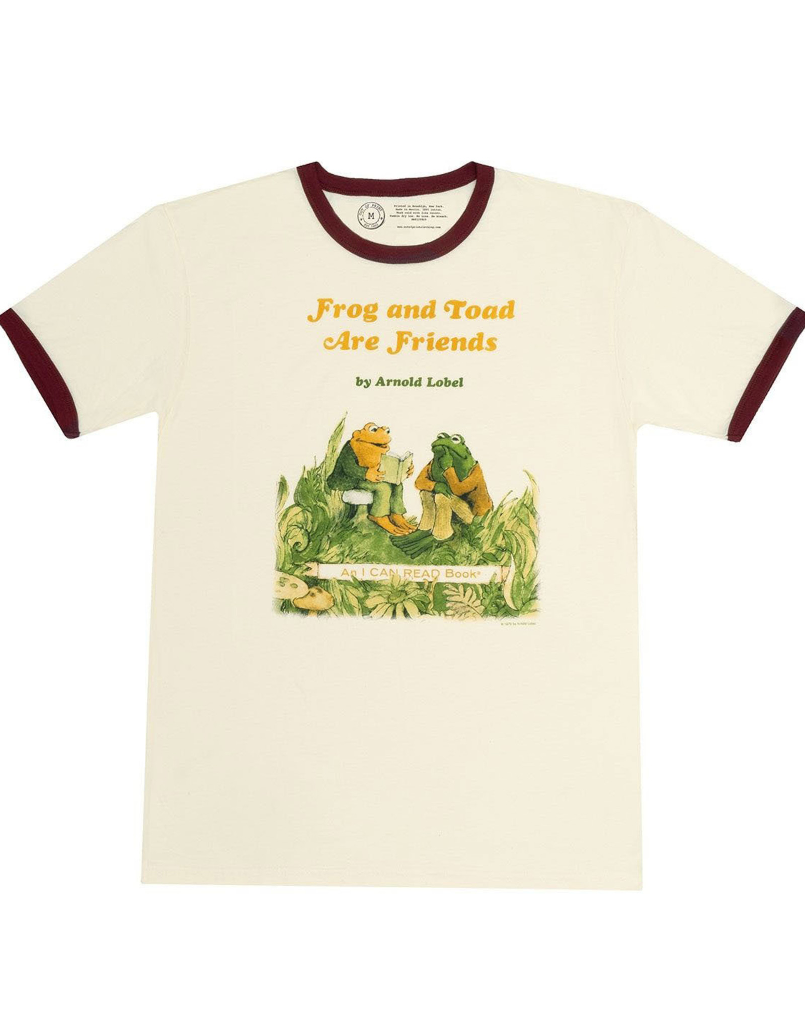 Frog & Toad Are Friends T-Shirt (Unisex)