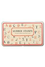 Large Stamp Set: ABC Uppercase