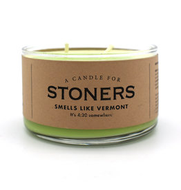 A Candle for Stoners Vermont