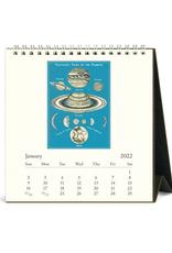 2022 Desk Calendar: Celestial