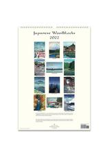 2022 Wall Calendar : Japanese Woodblock