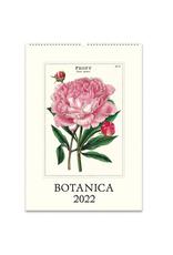 2022 Wall Calendar : Botanica