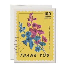 100 Percent Grateful Greeting Cards Set of 8