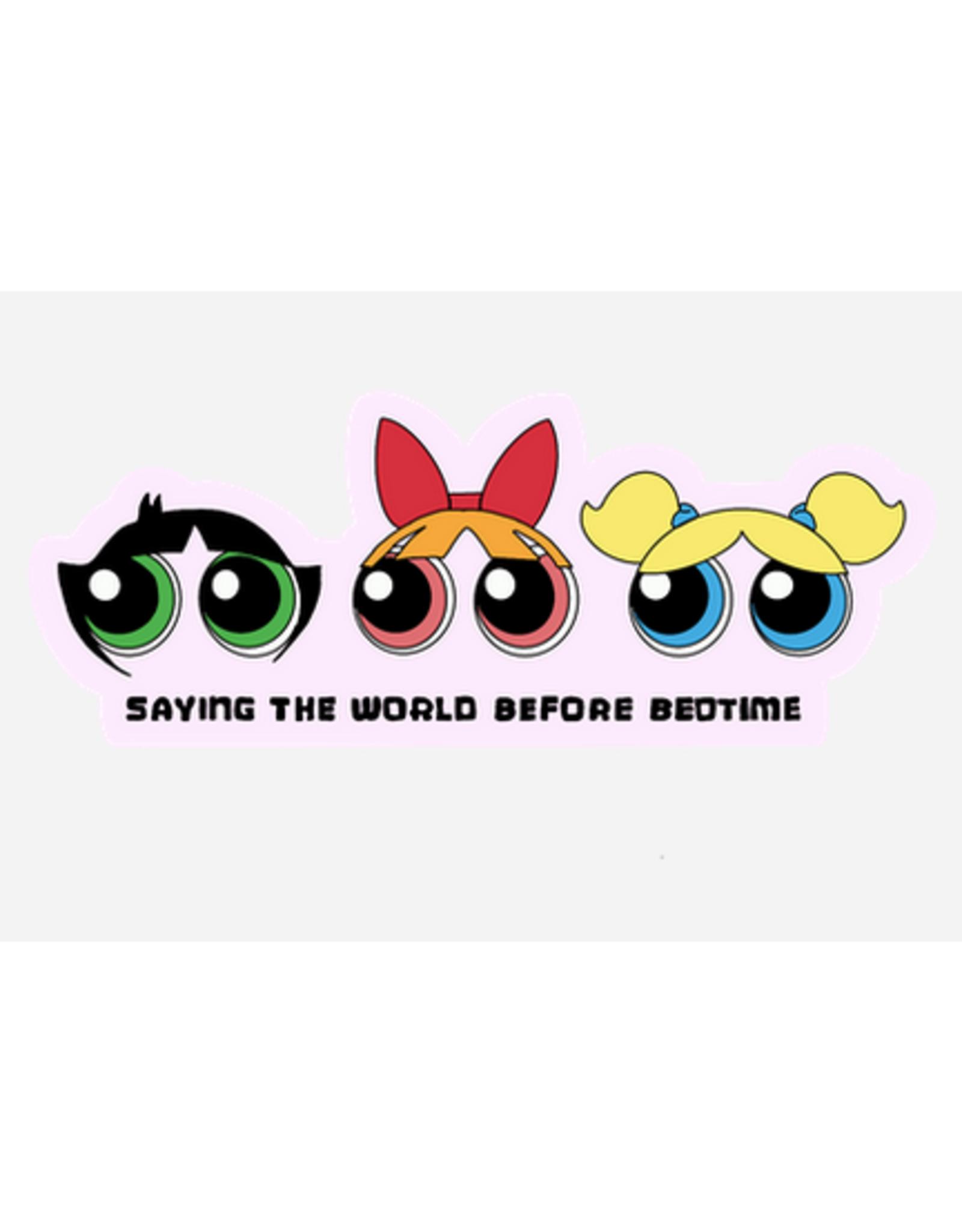 Power Puff Girls Sticker