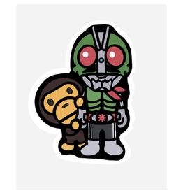 Bape Sticker