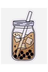 Boba Tea Sticker