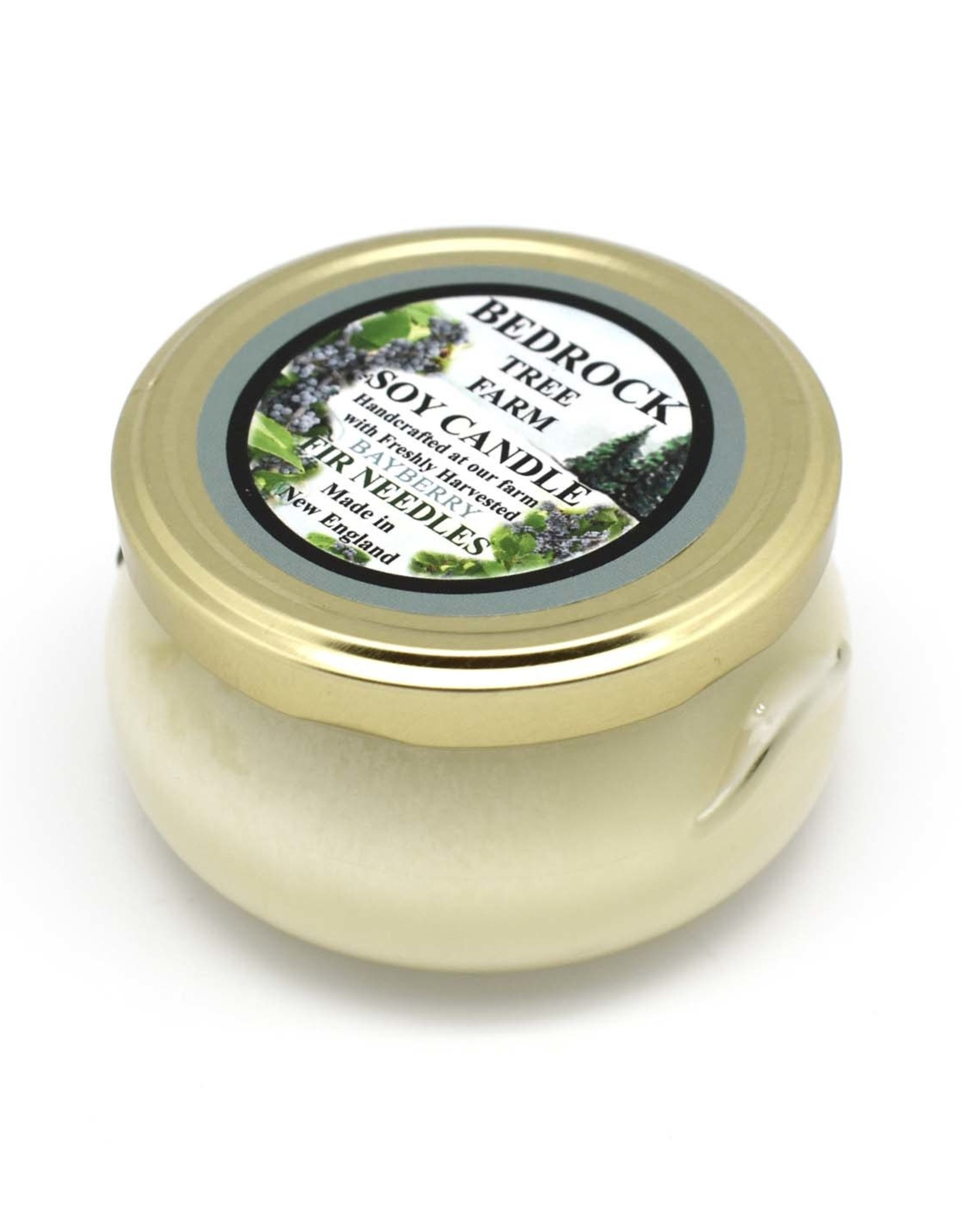 Fir Needle Soy Candle - Bayberry
