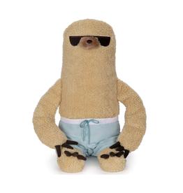 Sloth in Swim Trunks Plush
