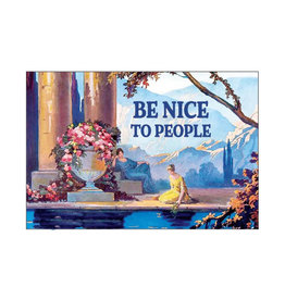 Be Nice To People Magnet
