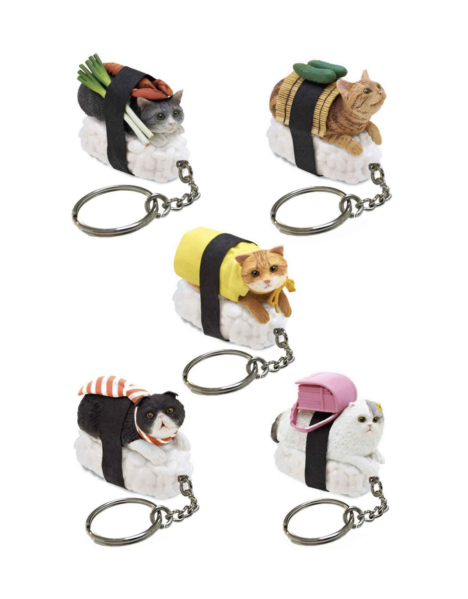 Sushi Cat Keychain Blind Box