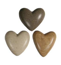 Haitian Stone Heart