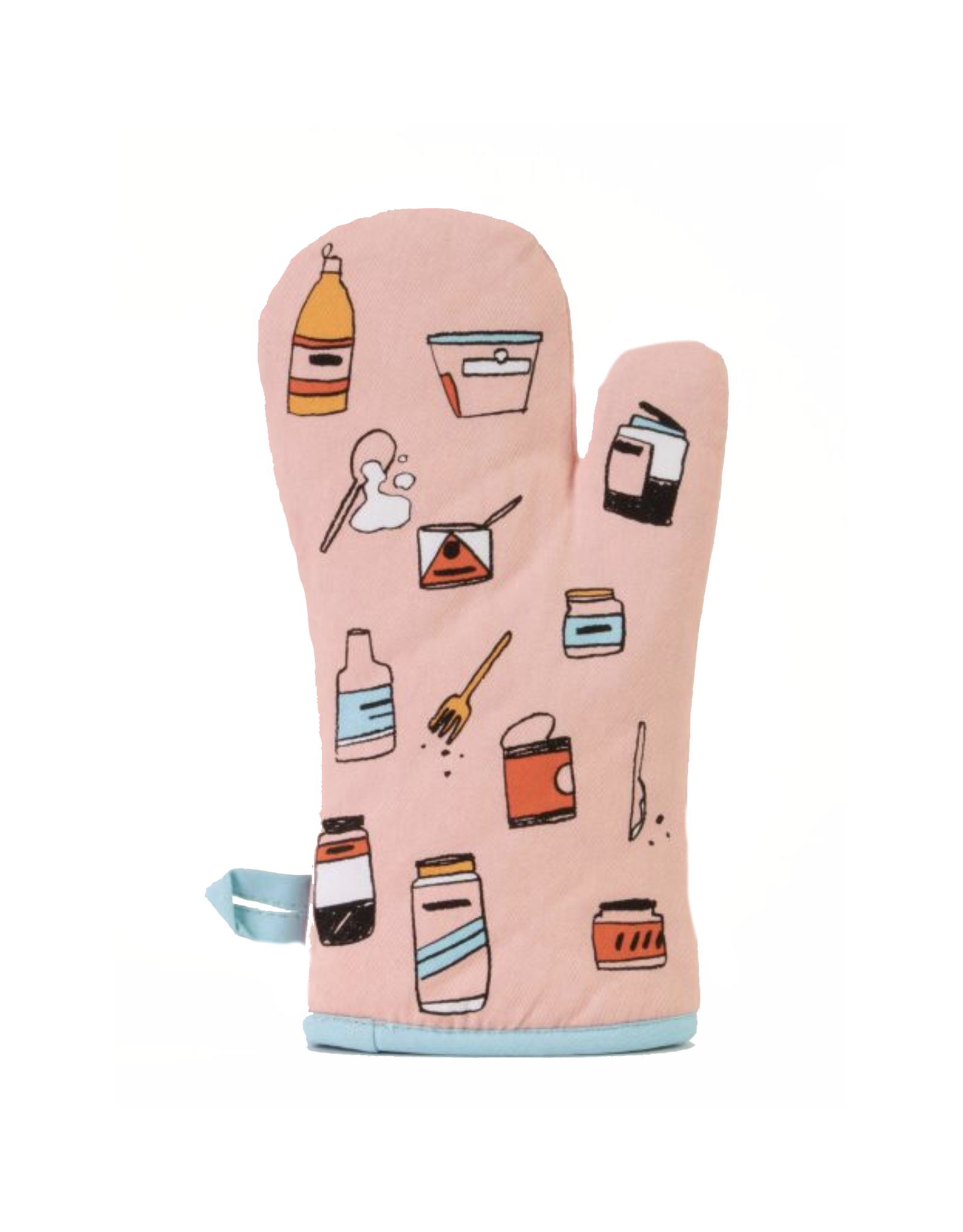 5 PM Me: I Love Cooking, 7 PM Me: Fuck This Oven Mitt