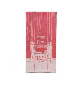 Made From Scratch Cat Dish Towel