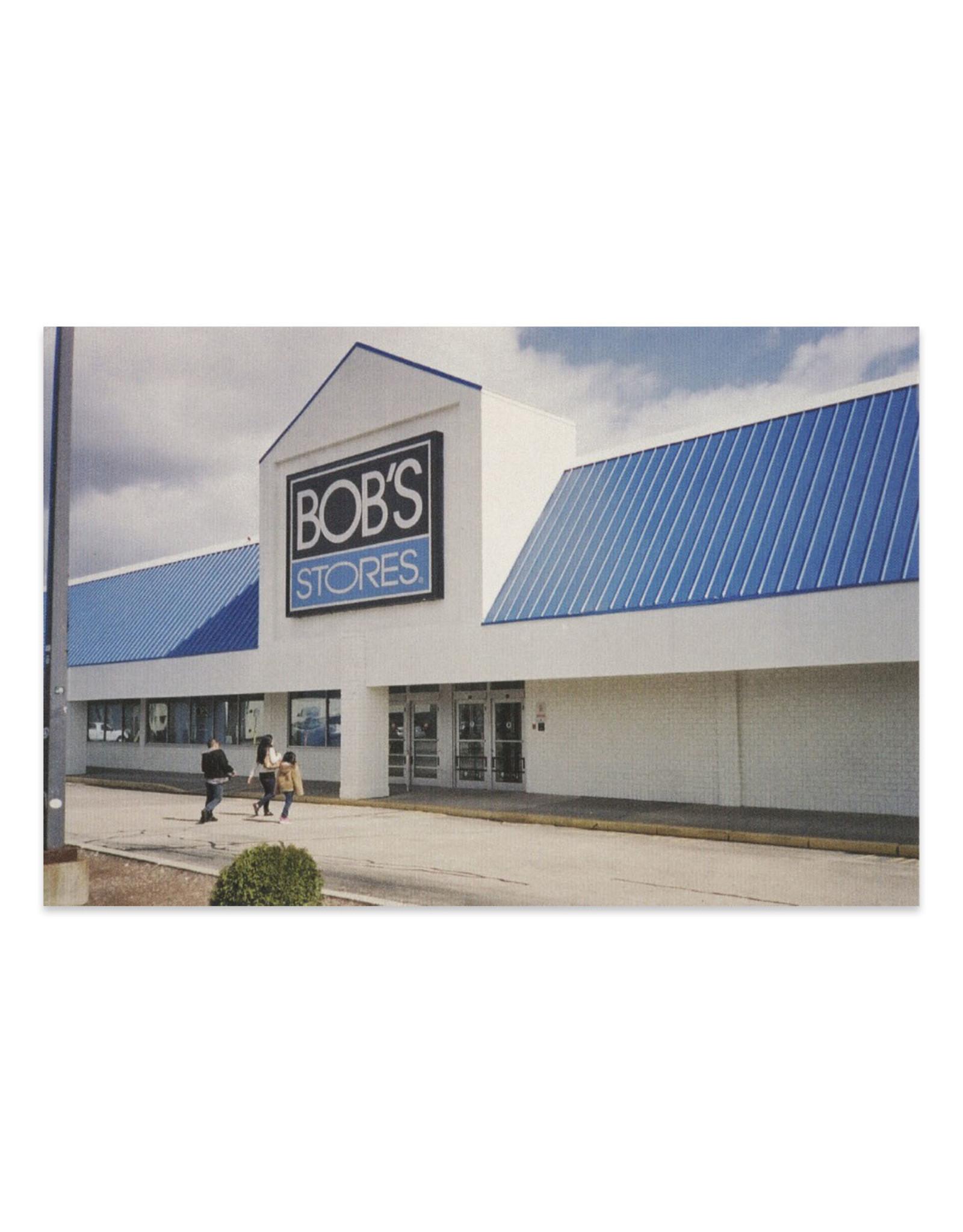 Bob's Stores Postcard