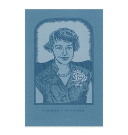 Flannery O'Connor Postcard
