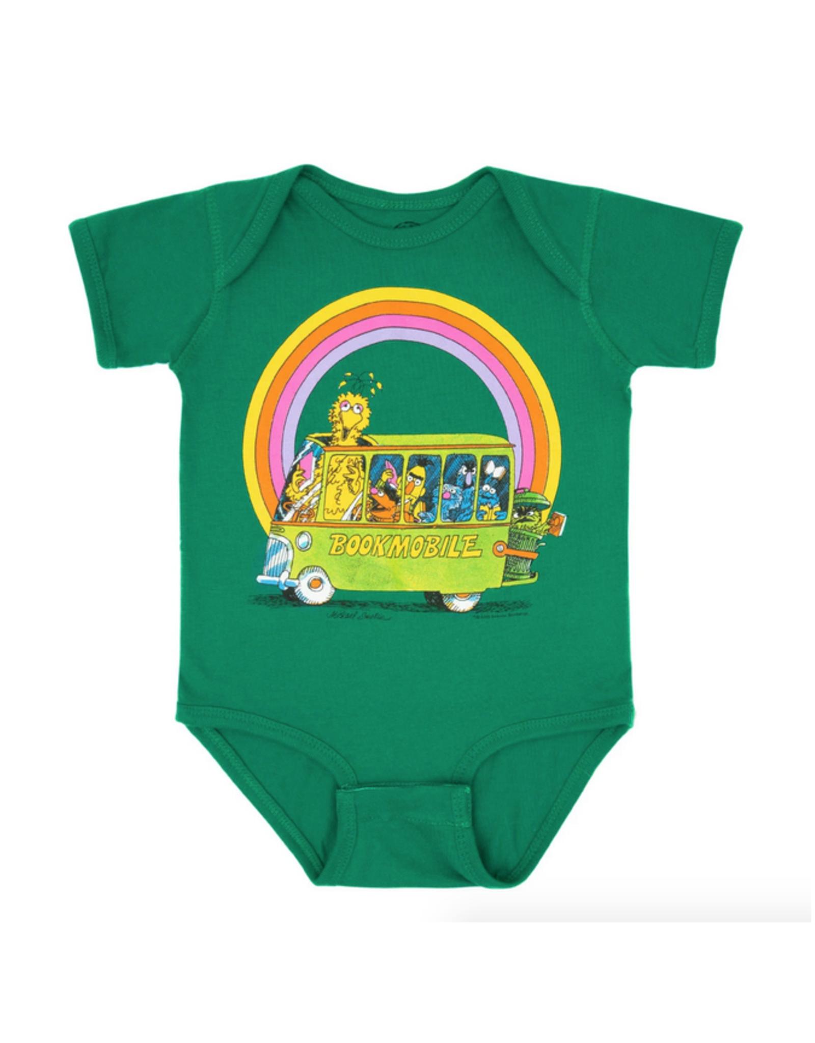 Sesame Street Bookmobile Onesie