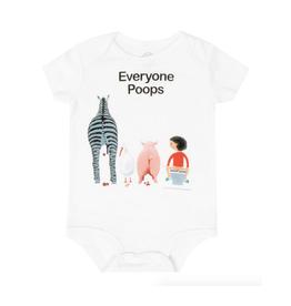Everyone Poops Onesie